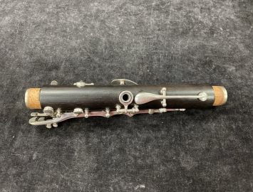 Photo Low Price on a Buffet Paris Tosca Bb Clarinet with New Pads - Serial # 532726