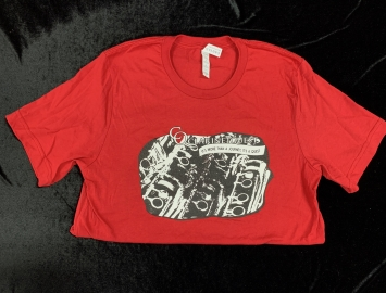 Photo Clarinetquest T-Shirt in Red