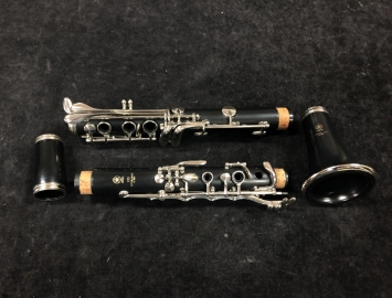 Photo Yamaha YCL 250 Student Clarinet, Serial Number 421052 – Ready To Play