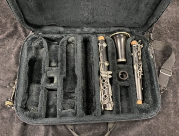 Photo Fully Repadded Buffet Paris R13 Series Clarinet in A - Serial # 298669