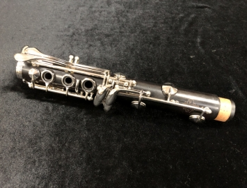 Photo Leblanc L7 Wood Professional Bb Clarinet, Serial #35717 – Fully Re-Padded