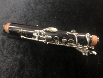 Photo Used Buffet Crampon R13 Bb Clarinet Nickel Key Work, Serial #697683