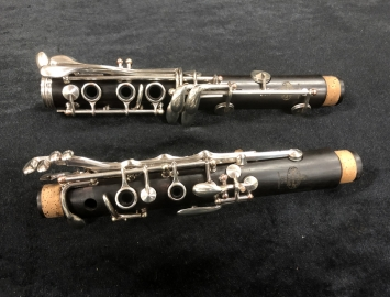 Photo Buffet Crampon R13 Clarinet – 1970's Includes Pro Set-Up, Serial #113220