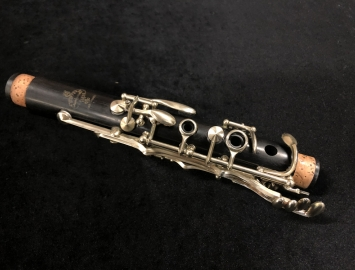 Photo Freshly Overhauled! Buffet Crampon R13 Bb Clarinet, Serial #72805