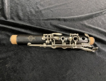Photo Professional Buffet Crampon R13 Bb Clarinet, Serial #81870 - 1960's Vintage