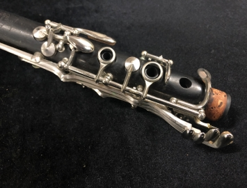 Photo Buffet Crampon R13 Bb Clarinet, Serial #81870 - 1960's