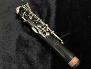 Photo Buffet Crampon R13 A Clarinet – Late 1960's Serial #99928