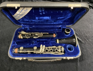 Photo Vintage Buffet Paris R13 Bb Clarinet - Very Nice Player!! - Serial # 72763