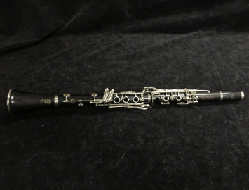 Photo Vintage Selmer Paris Centered Tone Bb Clarinet - Great for Jazz! - Serial # N8532