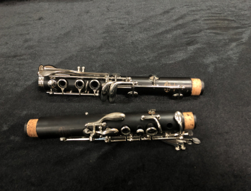 Photo Buffet Crampon Paris R13 Clarinet in Bb 1990- Fresh Pro Re-Pad - Serial # 324226
