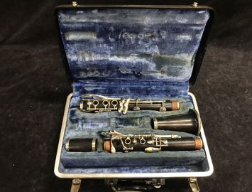 Photo Selmer Signet Wood Bb Clarinet, Serial #169246 - Repair Special