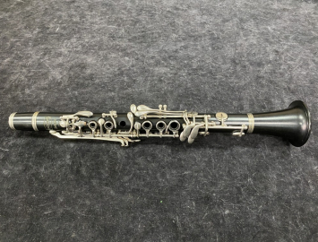 Photo Selmer Bundy Eb Clarinet, Serial #5551 –  Includes Full Re-Pad