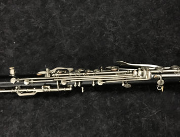 Photo Selmer Bundy Alto Clarinet, Serial #5173 - Great Alto Clarinet at Low Price