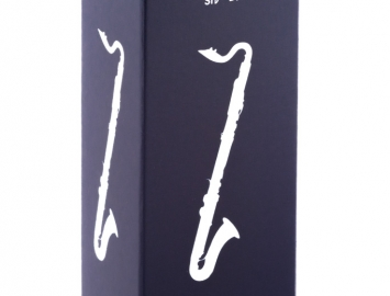 Photo Vandoren Traditional Blue Box Reeds for Bb Bass Clarinet