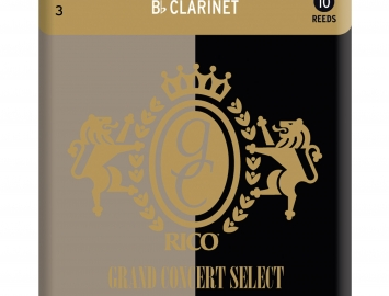 Photo Grand Concert Select Evolution Reeds for Bb Clarinet