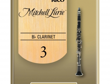 Photo Mitchell Lurie Reeds for Bb Clarinet