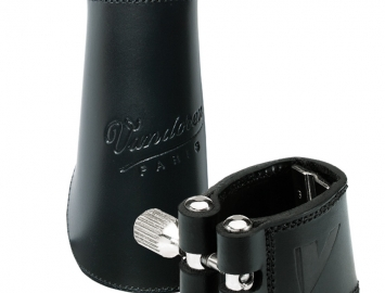 Photo Vandoren Leather Ligature for Bb Clarinet