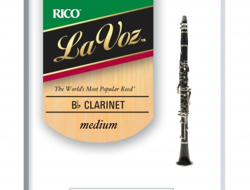 Photo Lavoz Reeds for Bb Clarinet