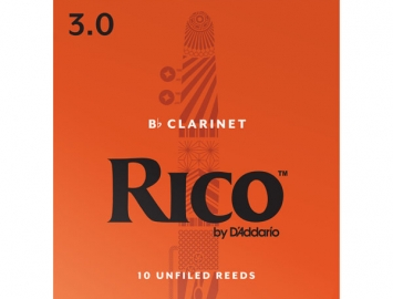 Photo Rico by D'Addario Reeds for Bb Clarinet