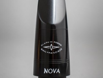 Photo NEW Clark W Fobes Nova Professional Mouthpiece for Bb Clarinet