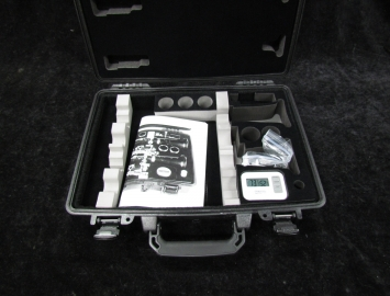 Photo Lomax Humidipro and Humidipro Ultra Case for A/Bb Double Clarinet