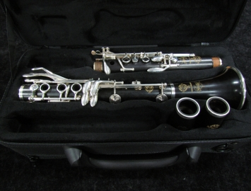 Photo New! Selmer Paris Recital Bb Clarinet
