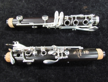 Photo NEW Yamaha Custom YCL-CSVR Professional Bb Clarinet