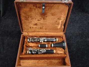 Photo Great Step Up! Armstrong Bb Clarinet, Serial #232019