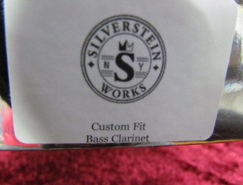 Photo The New Silverstein Works Ligature for Bass Clarinet