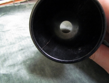 Photo RARE Selmer Paris Mazzeo Model Replacement Bell for A Clarinets
