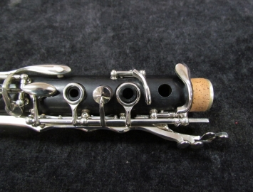 Photo Great Step Up! Selmer Signet Wood Bb Clarinet – Ready to Play Serial #69383