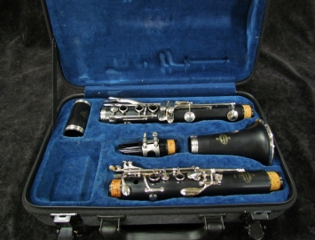 Photo Great Condition B12 Buffet-Crampon Paris Bb Clarinet - Serial #927186