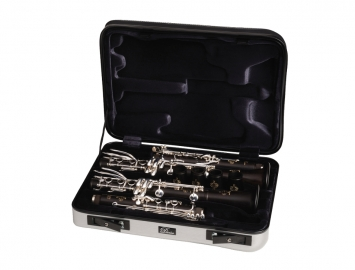 Photo New Buffet-Crampon Paris Divine Series Clarinet Case - Single Bb or Double