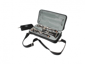 Photo New Buffet-Crampon Paris Compact Series Case for Bb Clarinet