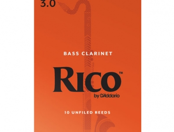 Photo Rico by D'Addario Reeds for Bb Bass Clarinet