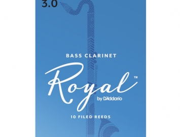 Photo Royal by D'Addario Reeds for Bb Bass Clarinet