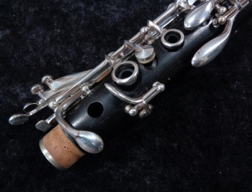 Photo Early Vintage Buffet RC PRESTIGE Bb Clarinet - Serial # F205489