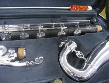 Photo New Buffet Crampon Prestige Professional Bass Clarinet