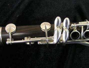 Photo New Buffet Crampon R-13 Professional Eb Clarinet