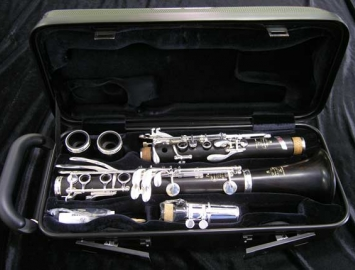 Photo New Buffet Crampon Tosca Professional Bb Clarinet