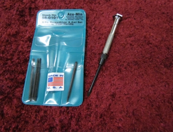 Photo Adjustable 6 Piece Screw Driver