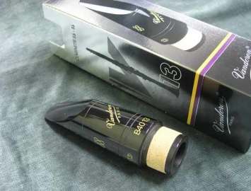 Photo Vandoren Series 13 B40 and B40 Lyre Bb Clarinet Mouthpieces