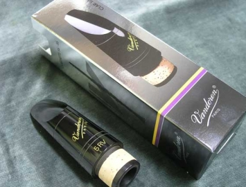 Photo Vandoren 5RV and 5RV Profile 88 Bb Clarinet Mouthpieces